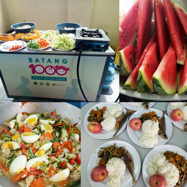 Batang 1000 food