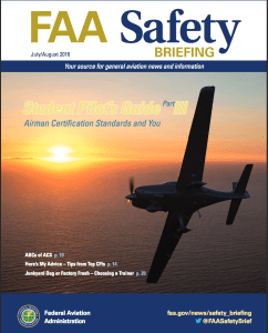 FAA Safety Briefing