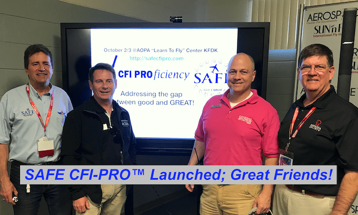 SAFE CFI-PRO™ Released @ SnF!