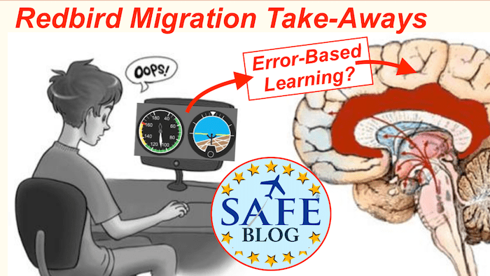 Ideas for Improvement from Redbird Migration!