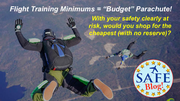 "How to ""Sell"" Safety to Pilots!"
