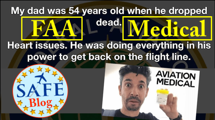 The FAA Medical Mess