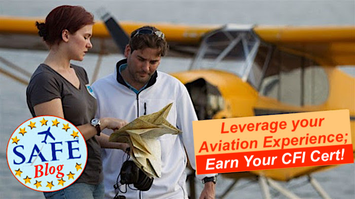 Become a Flight Instructor (At Any Age!)