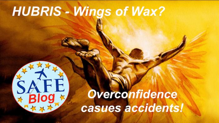 The Confidence Trap: Hubris!