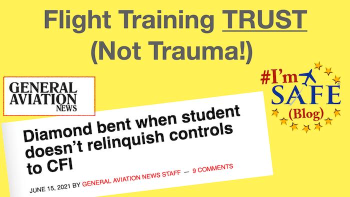 """Trust Not Trauma: """"Student Lockup!"""""""