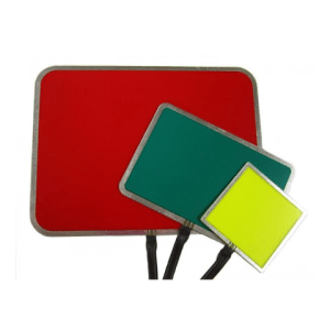 PAL PAD SWITCHES. Pal Pads are flat switches, approximately 3mm thick, yet are very rigid and durable. Mini, small and large models available, in a range of colours.