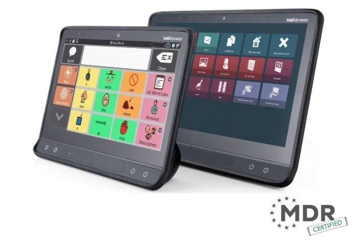 TOBII DYNAVOX I-13   I-16 WITH GAZE INTERACTION Explore a world of possibilities with the power of eye-tracking