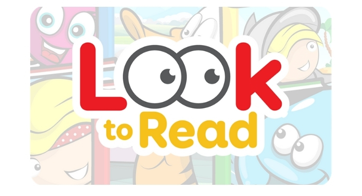 LOOK TO READ Experience and enjoy books independently