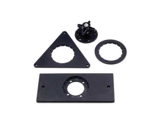 """Universal Mounting Plate for switches. It is a ¼""""x20 standard thread. This is compatible with all AbleNet mounting systems."""