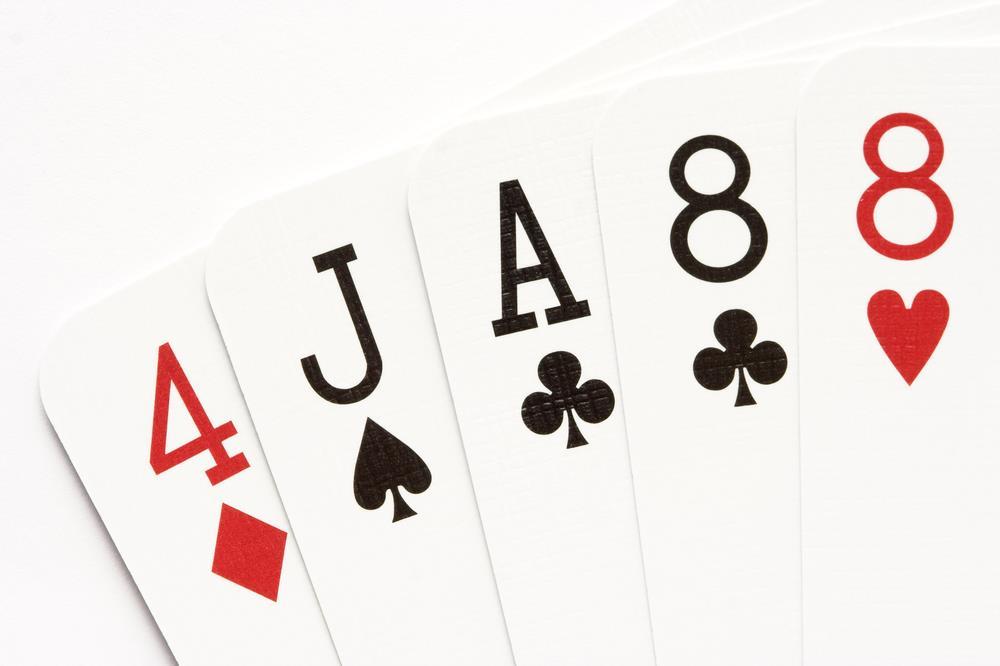 One Pair Poker Hand