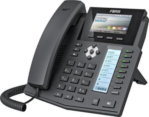 <b> 112,00 €</b>Fanvil X5S IP phone