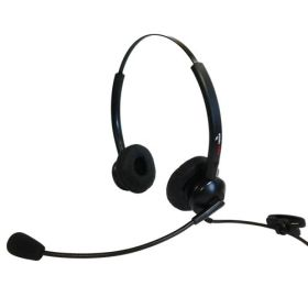 <b>36,90 €</b> Supervoice SVC102 Call Center Headset DUAL Without Bottom Cable