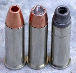 Some examples of hollow point cartridges.