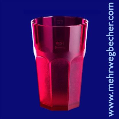 9044-3-caipirinha-glass-0,3l-san-partially-frosted-red-1
