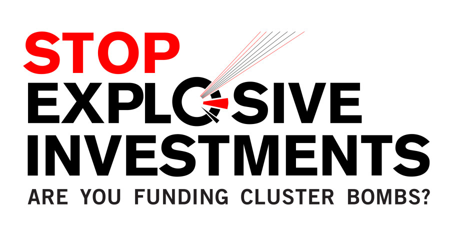 Stop Explosive Investments: Global day of action
