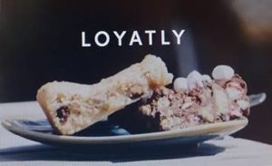 Loyalty spelled wrong