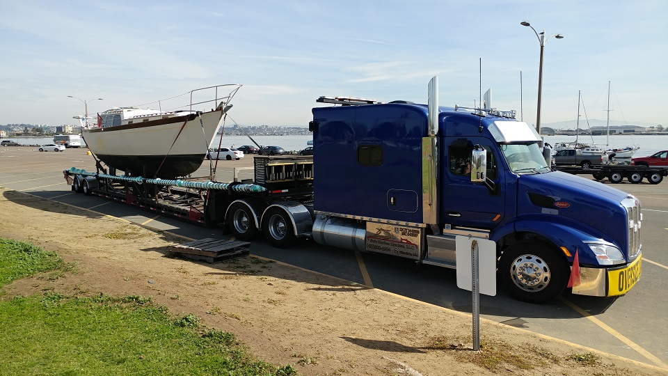 Safe Boat Transport