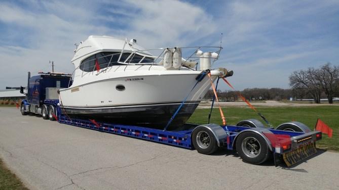 Silverton Boat Transport