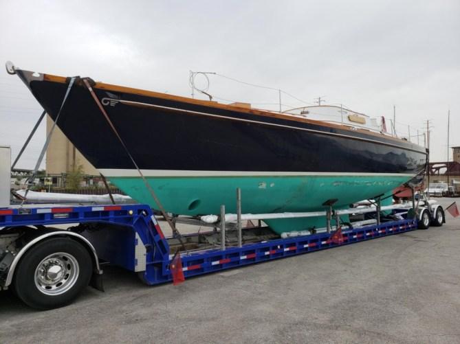 Sabre Sailboat Transport
