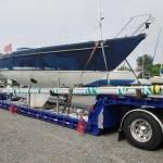 Kesteloo Sailboat Transport
