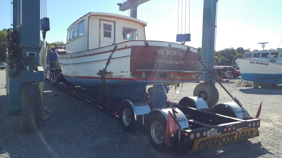 Boat transport pros, boat movers, yacht transport