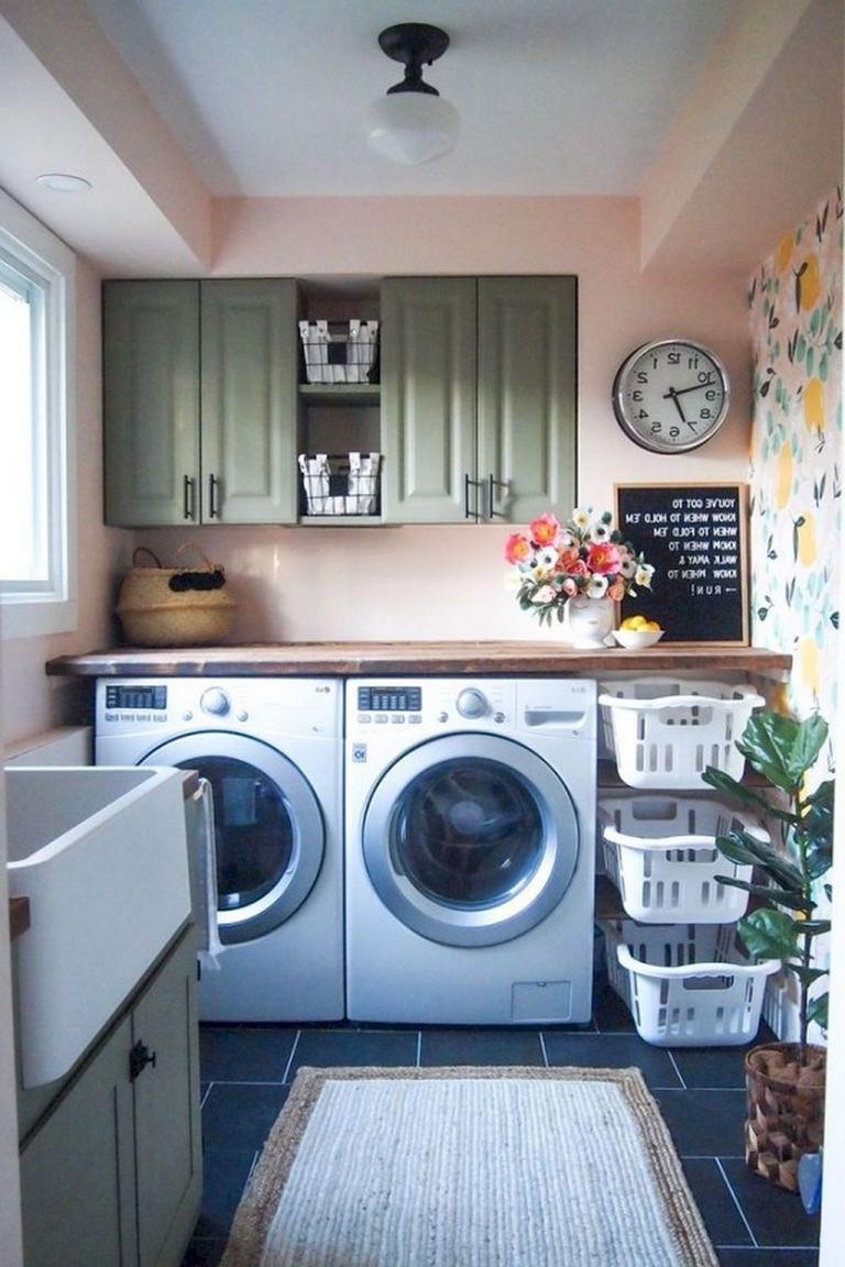 40+ Perfect Small Laundry Room Organization Ideas - Page 2 ... on Small Laundry Room Organization Ideas  id=26328
