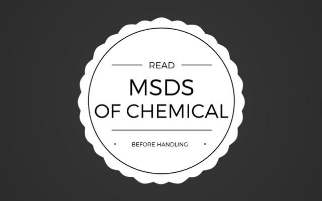 msds update frequency