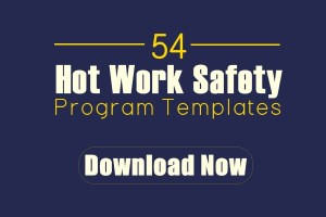 hot work safety precautions templates