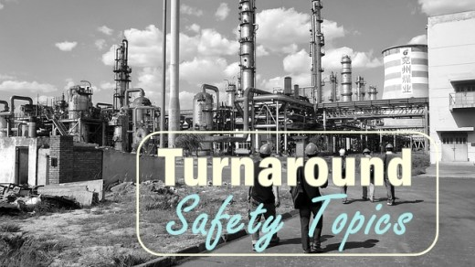 turnaround safety topics