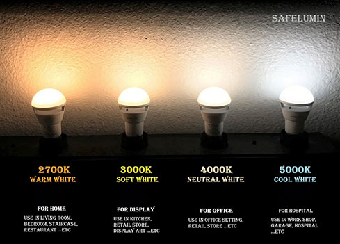 emergency light for various purposes