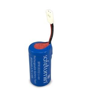 led light battery