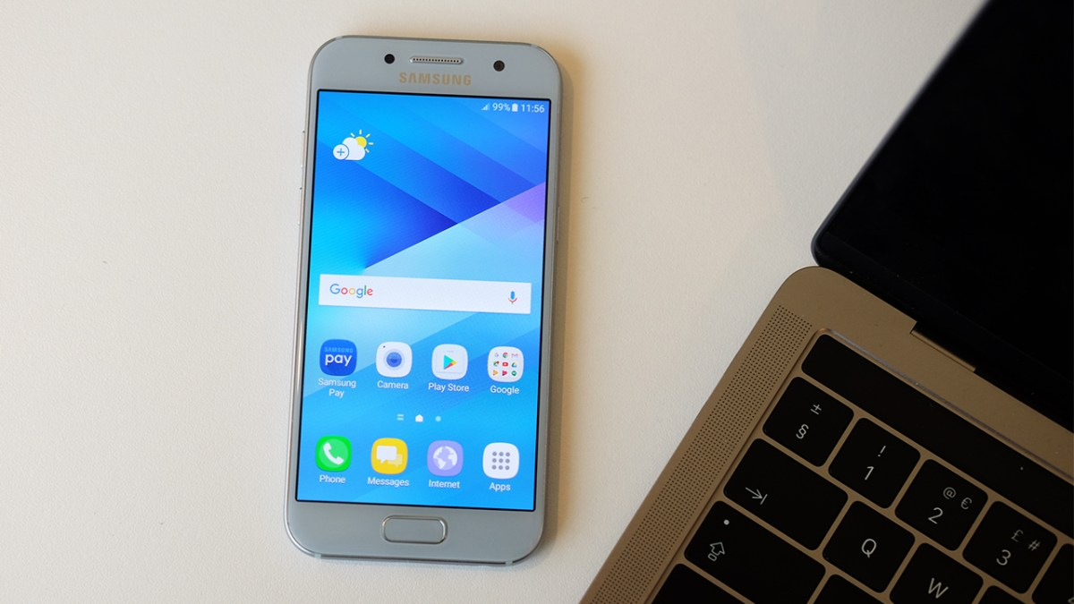 How to Disable Safe Mode on Samsung Galaxy A7 2017
