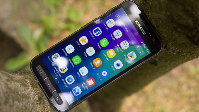 Enable Safe Mode on Samsung Galaxy Xcover 4
