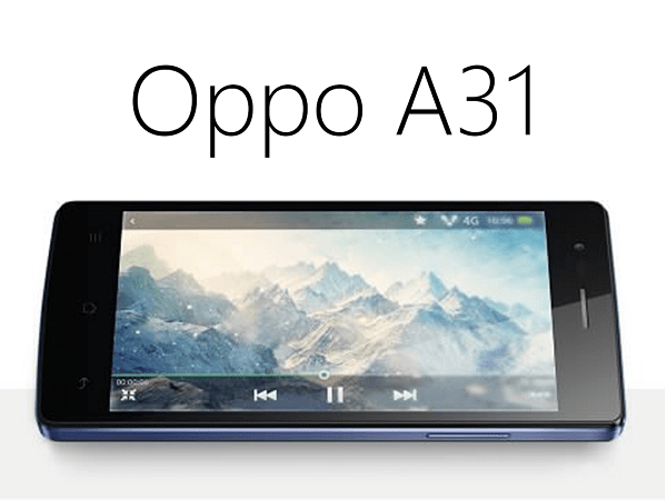 How to Enable Safe Mode onOppo A31