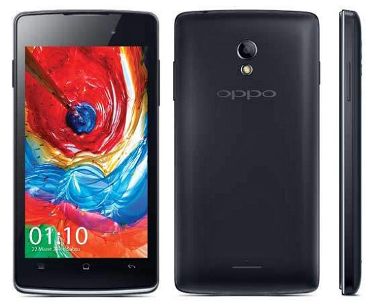How to Enable Safe Mode onOppo R1001 Joy