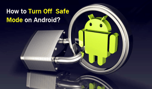 Disable Safe Mode on Samsung Galaxy J3-2017