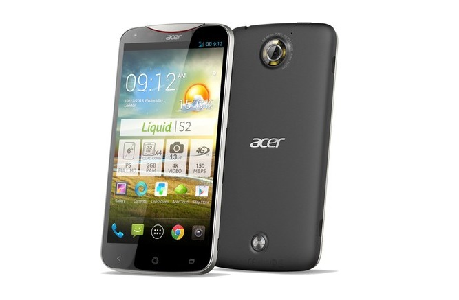[Solved] - Disable Safe Mode on Acer Liquid S2