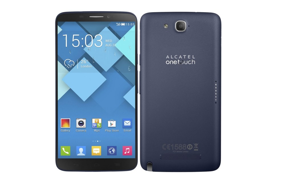 How to boot into safe mode on Alcatel Hero