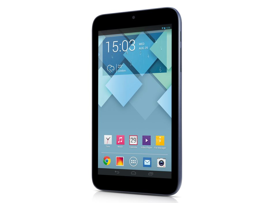 How to boot into safe mode on Alcatel Pixi 7