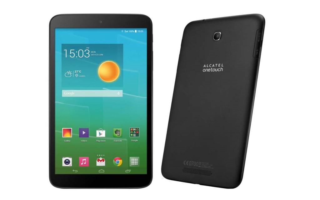 How to boot into safe mode on Alcatel Pop 8