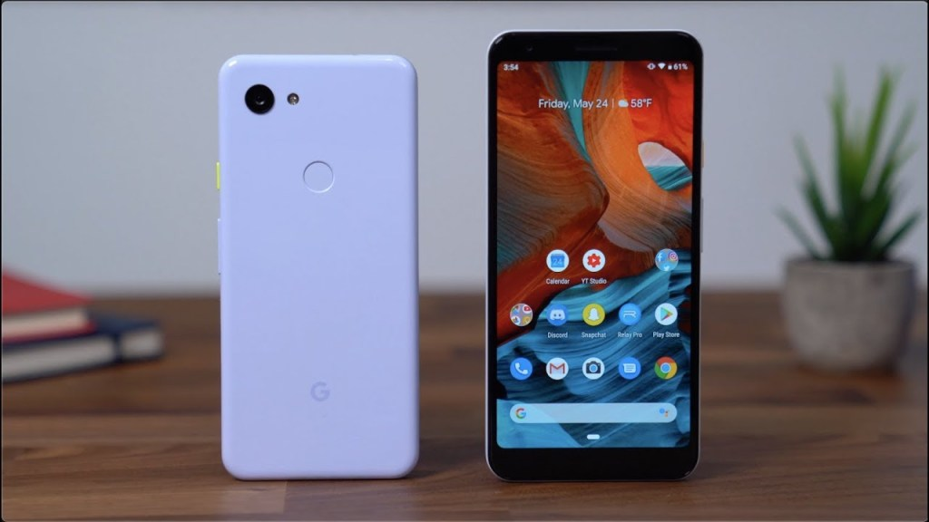 How to boot into safe mode on Google Pixel 3a XL