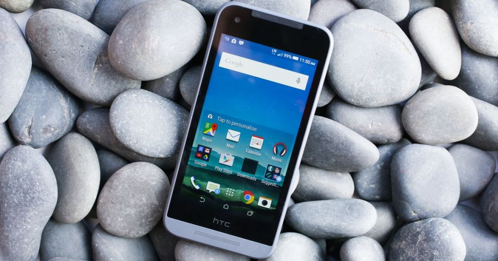 How to boot into safe mode on HTC Desire 520