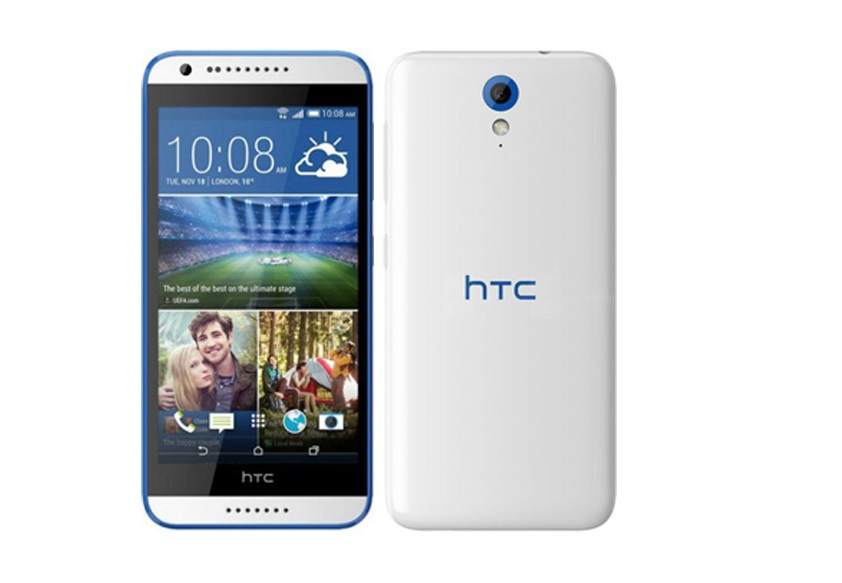 How to boot into safe mode on HTC Desire 620