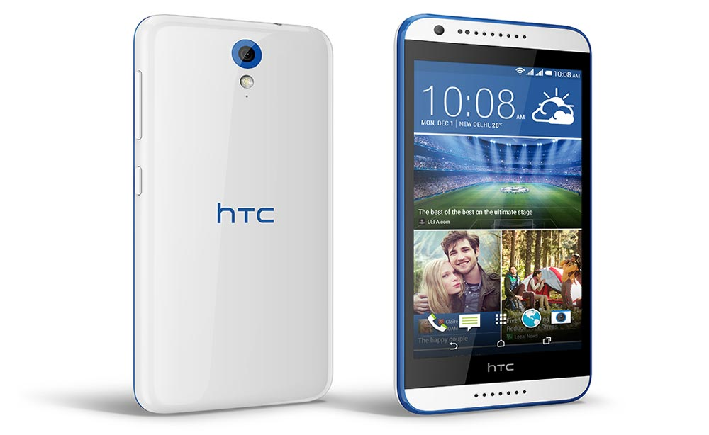 How to boot into safe mode on HTC Desire 620G dual sim