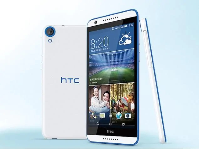 How to boot into safe mode on HTC Desire 820s dual sim