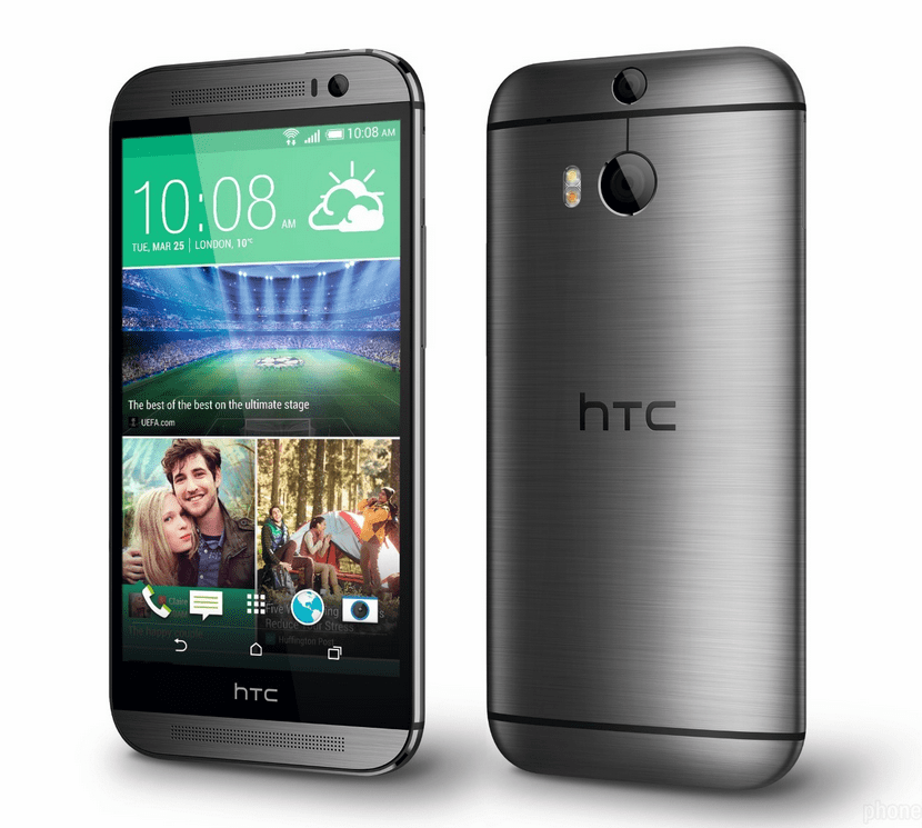 How to boot into safe mode on HTC One M8s