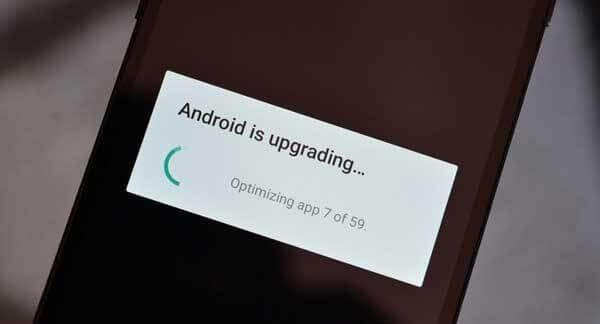 """7 Methods to Fix the """"Android Optimizing Apps"""" Error on Android"""