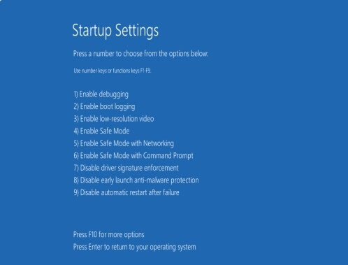 Exit Safe Mode in Windows 10 using 3 methods