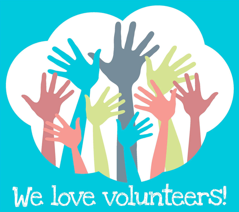 we-love-volunteers