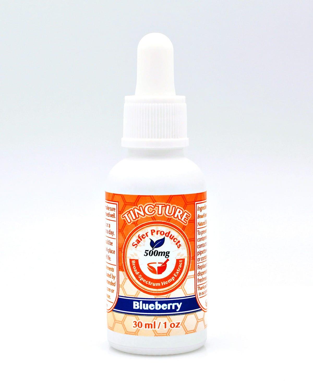 CBD Blueberry Tincture Oil 500mg